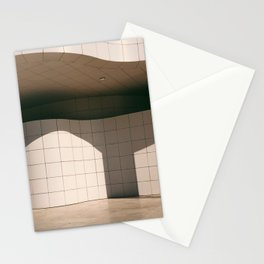Curves / Los Angeles Architecture Stationery Cards