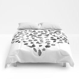 Love Heart Comforters