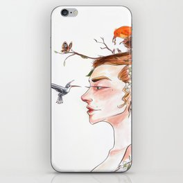 Nested iPhone Skin