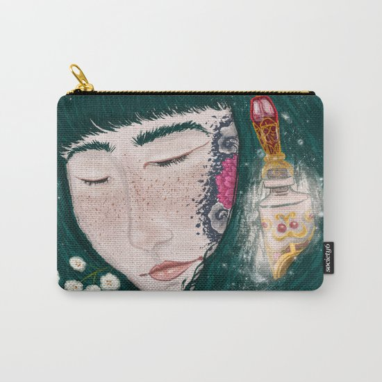 Hair Perfume Carry-All Pouch