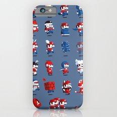 Power up, Mario! Slim Case iPhone 6s