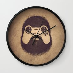 The Gamer Wall Clock