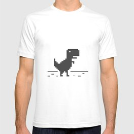 Jurassic Browser T-shirt