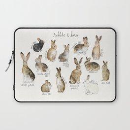 Rabbits & Hares Laptop Sleeve