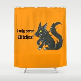 Loyal Familiar Shower Curtain