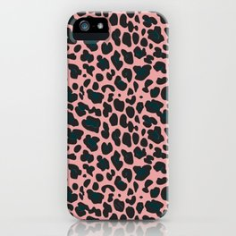 sexy leopard iPhone Case