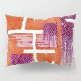 Diamond Weave Anemone Harvest Pillow Sham