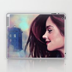 Clara Oswald  Laptop & iPad Skin
