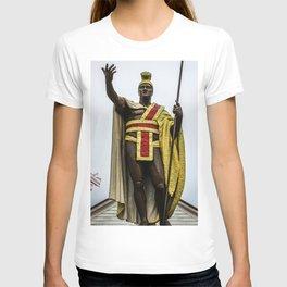 King Kamehameha T-shirt