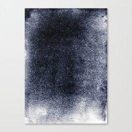 Black Mist Field Canvas Print