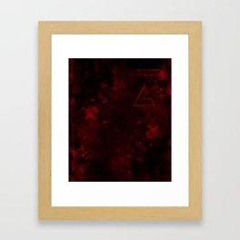 Test 2 Framed Art Print