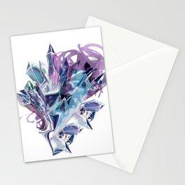 Liquid Crystal Stationery Cards