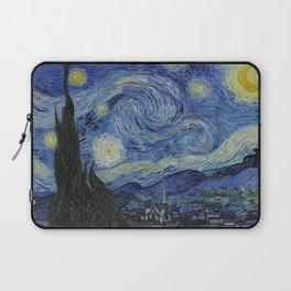 THE STARRY NIGHT - VAN GOGH Laptop Sleeve