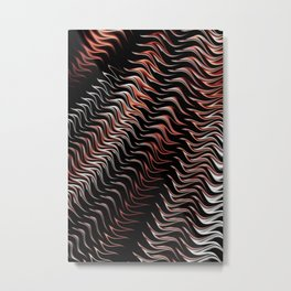 Tremors Metal Print
