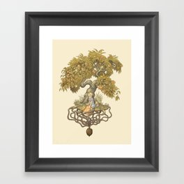 Orchard N0. 01 : Something Wonderful Framed Art Print