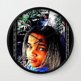 Prince Tyme 01 Wall Clock