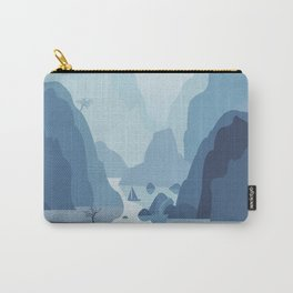 My Nature Collection No. 4 Carry-All Pouch
