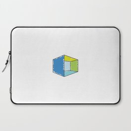 Open Box Technology Laptop Sleeve