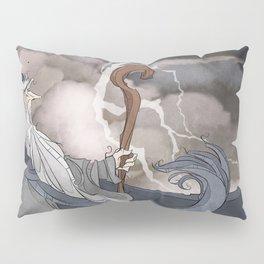 I wish I were a Wizard Pillow Sham