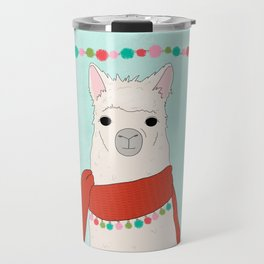 Llama Days Travel Mug