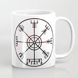 Vegvísir Coffee Mug