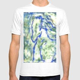 Encaustic Horse T-shirt