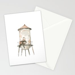 john prine Stationery Cards