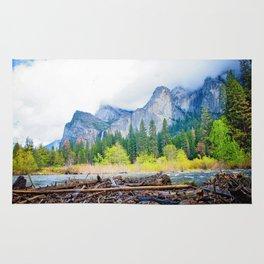 Yosemite Mood Rug