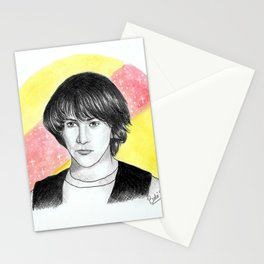 Ted Theodore Logan Stationery Cards