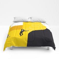 Tmorrow Never Dies Comforters