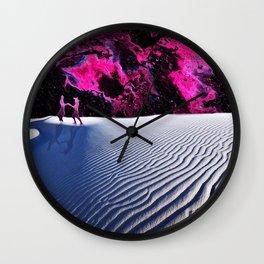 Sand Dancing Wall Clock