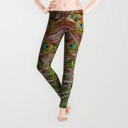 Peacock Leggings