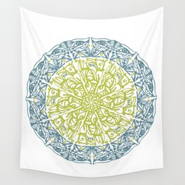 MANDALA  (mb11-010) Wall Tapestry