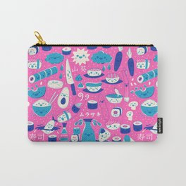 Sushi fun park Carry-All Pouch