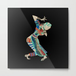 Boho Dance Metal Print