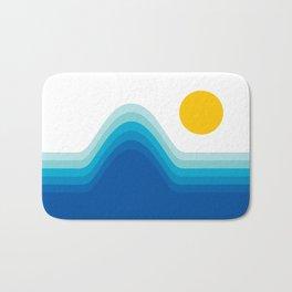 Ocean Horizon Bath Mat