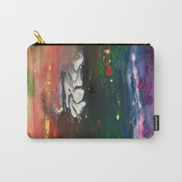 Fluid painting, abstract Carry-All Pouch