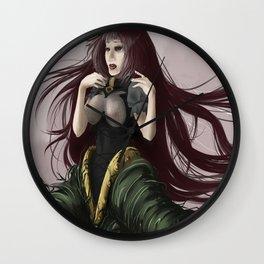 Lady Torns Wall Clock