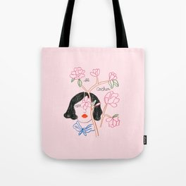 Se Cacher Tote Bag
