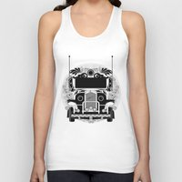 jeep Tank Tops featuring jeep ni erap by cocoyponce