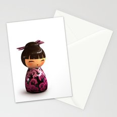 Kokeshi 05 Stationery Cards