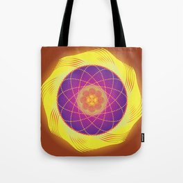 Success Mandala - מנדלה הצלחה Tote Bag