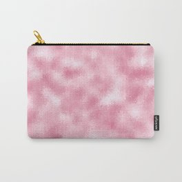 Strawberry & Cream Reflective Abstract Background Carry-All Pouch