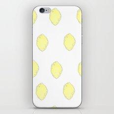Sweet Citrus iPhone & iPod Skin