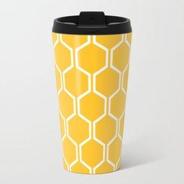 BEAUTY OF NATURE (bee , bees , yellow) Travel Mug