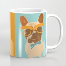 Dapper Frenchman Mug