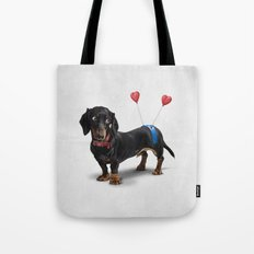 Butt (Wordless) Tote Bag