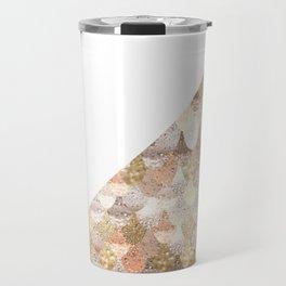 MERMAID GOLD Travel Mug