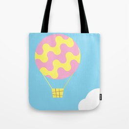 dream fly Tote Bag