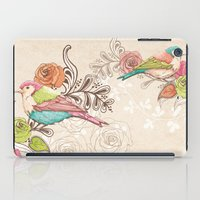 country iPad Cases featuring Country Garden by Amanda Dilworth